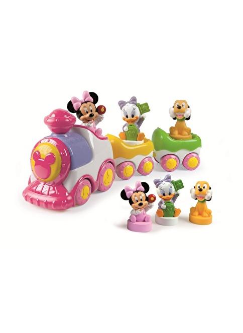 Disney Clementoni Baby Minnie Müzikli Tren Renkli